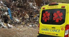 مصرع عامل (36 عامًا) بحادث عمل بمصنع حديد في شفاعمرو