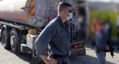 مفرق الرامة: الشرطة تداهم محطة وقود غير قانونية ومصادرة وقود ومبلغ مالي كبير وتوقيف مشتبه