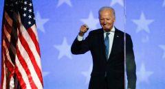 بايدن يشعر بالتفاؤل إزاء نتيجة الانتخابات الرئاسية