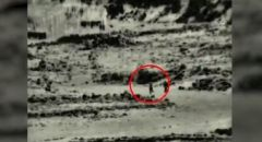 """الجيش الإسرائيلي ينشر فيديو """"إحباط عملية"""" على الحدود السورية"""