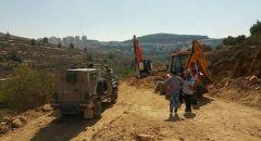 الاتحاد الاوروبي يطالب اسرائيل بوقف الهدم في الضفة الغربية