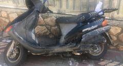 اعتقال قاصر من ام الفحم بشبهة قيادة دراجة نارية مسروقة