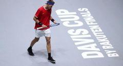 بسبب المنشطات ,,,, إيقاف لاعب كرة المضرب التشيلي نيكولاس هاري