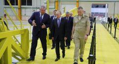 بوتين: روسيا تخصص مساعدات إنسانية بقيمة 500 مليون روبل لقطاع الزراعة في مولدوفا