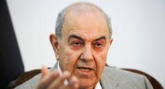 علاوي لواشنطن: لماذا تصمتين إزاء الاعتداءات التركية والإيرانية؟