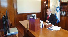 في إطار مكافحة الكورونا: نتنياهو يعقد جلسة لبحث مخططات مختلفة من شأنها تخفيف التقييدات التي فرضت على البلاد