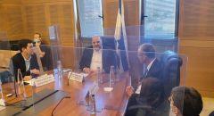 أعضاء لجنة مكافحة العنف في المجتمع العربي ينتخبون بالإجماع د. منصور عباس رئيسًا لها
