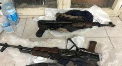 الشرطة تضبط 4 بنادق و 5 مسدسات خلال الاسبوع الاخير في الناصرة