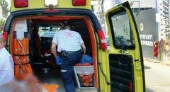 إصابة عاملين بجراح متفاوتة إثر سقوطهما عن ارتفاع في رهط