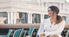 خطيبة الفنان الفلسطيني محمد عساف السابقة تحتفل بزواجها