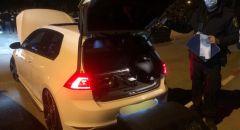 حملة واسعة للشرطة في الجليل ...الغاء استخدام 25 مركبة وضبط سائقين قادا مركباتهما تحت تأثير المخدرات