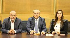 الطيبي، السعدي وسندس صالح : ينجحون  بتمرير قانون تعويض العمال المتواجدين داخل الحجر الصحي'