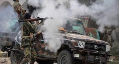 ليبيا.. حرب للطائرات المسيرة حول ترهونة