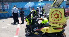 تل أبيب : مصرع راكب دراجة نارية بحادث طرق ذاتي