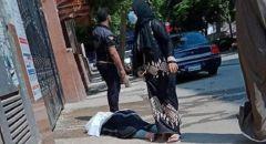 مصر : مستشفيات ترفض استقبال امرأة مصابة بفيروس كورونا ملقاة في الشارع