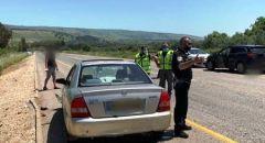 حادث طرق و 9 اصابات بينها خطيرة في منطقة الجليل الاعلى