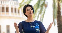بالفيديو- المرنّمة مرفت جوزيف أشقر في ترنيمة من الطراز الأوّل تجمع لبنان والناصرة