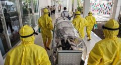 بعد سبعة شهور من تفشي جائحة الكورونا  ٨٩٦٩ مواطنًا أٌُْصيبوا بالفيروس  و٥٤ حالة وفاة في القدس