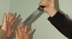 بيت شيمش ,,, اصابة متوسطة لشخص طعنه قريبه