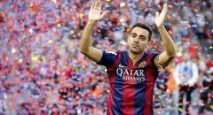 تشافي: هدفي الرئيسي دائما هو تدريب برشلونة