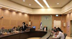 لجنة مكافحة العنف برئاسة د. منصور عباس تبحث الأحداث المؤسفة في المجتمع العربي