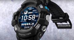 كاسيو تعلن عن أولى ساعات G-Shock الذكية