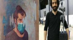 """رحيل الفنان محمد الجولاني.. """"فان جوخ فلسطين""""!"""