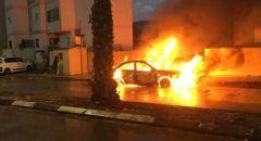 عيلبون: شجار حرق سيارة واعتقال مشتبهين