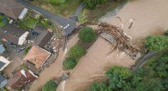 حصيلة ضحايا الفيضانات في أوروبا ترتفع إلى183 قتيلا أغلبهم في ألمانيا
