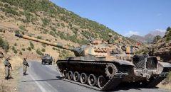 """الدفاع التركية تعلن تحييد 9 من عناصر """"العمال الكردستاني"""" شمالي العراق"""