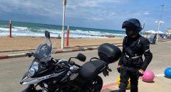 حملة مكثفة للشرطة لتطبيق قوانين المرور والتركيز على مخالفات الدراجات النارية في منطقة مدينة نهاريا