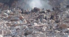 باكستان.. 17 قتيلا و11 مفقودا نتيجة انهيار محجر رخام