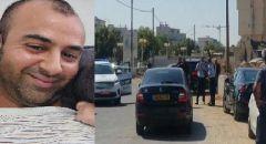 مصرع المتطوع بالشرطة حسام صغير من يركا واصابة اخر بحادث دهس في نهاريا