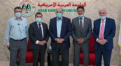 الدكتور عماد دويكات عميداً لكلية الطب البشري في الجامعة العربية الأمريكية