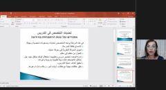 الكلية الاكاديمية العربية للتربية في اسرائيل- حيفا تنظم عن بعد المؤتمر السنوي للتخصص في الدراسة