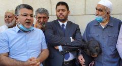 مصلحة السجون ترفض زيارة النائب جبارين للشيخ رائد صلاح