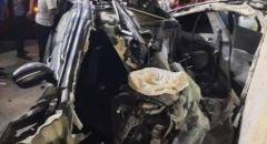 مصرع شقيقين في حادث طرق بترمسعيا بالضفة الغربية