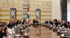 وزير الخارجية اللبناني يؤكد حق بلاده بالدفاع عن نفسها من أي هجوم إسرائيلي