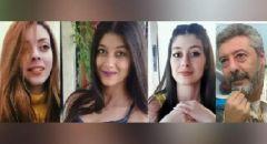 جريمة مروعة في سوريا| أب يقتل بناتهِ الثلاث وينتحر