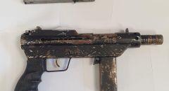 ضبط سلاح غير قانوني من نوع كارلو في قرية جسر الزرقاء
