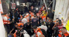 اكثر من 44 قتيلا ومئات الجرحى جراء الازدحامات خلال احتفالات جبل ميرون-الجرمق
