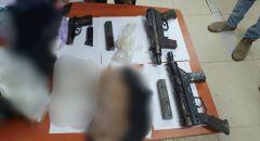ضبط أسلحة وذخيرة بروضة اطفال في الفريديس