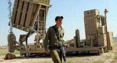 أشكلون : القبة الحديدية تتصدى لصاروخين أطلقا من غزة