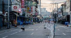 الفلبين : إعصار قوي يجبر 140 ألف شخص على مغادرة منازلهم