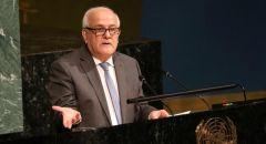 سفير فلسطين بالأمم المتحدة يطالب إدارة بايدن بإظهار نتائج مساعيها لوقف إطلاق النار
