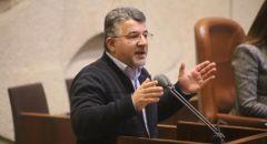 المستشار القضائي للنائب جبارين: ندعم حق المشتركة برئاسة لجنة برلمانية
