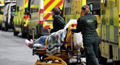 بريطانيا تسجل 26911 إصابة و158 وفاة جديدة بكورونا