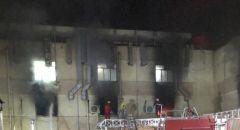 العراق: مصرع 27 شخصا وإصابة 50 إثر حريق بمستشفى لعلاج كورونا