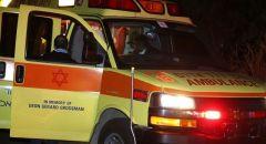 ام الفحم: اصابة رجل وزوجته وطفل ( 6 سنوات ) بإطلاق نار