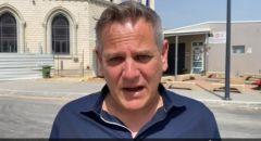 هوروفيتس في جلجولية: كفى لتفشي الجريمة في المجتمع العربي وعلينا البدء بالعمل